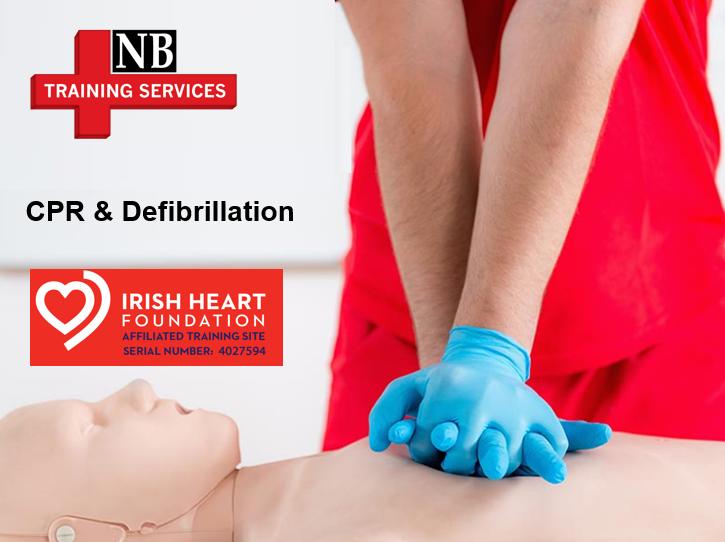 CPR  Defibrillation Monaghan Cavan Dublin